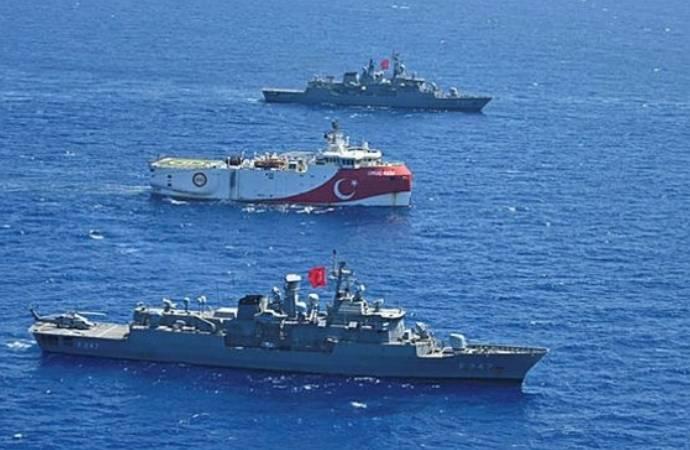 Doğu Akdeniz'de sular durulmuyor! Türkiye'den yeni NAVTEX ilanı