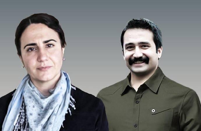 Figen Yüksekdağ'dan ölüm orucundaki avukatlar için mesaj