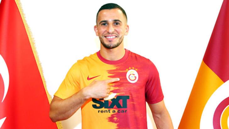 Galatasaray, Omar Elabdellaoui'yi resmen açıkladı: İşte Elabdellaoui'nin alacağı ücret