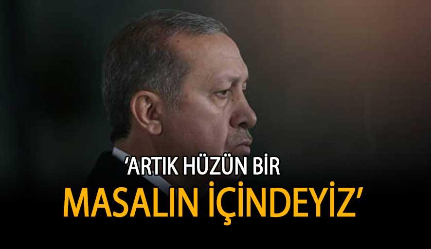 Erdoğan'ın eski sağ kolundan 'kızıl elma' yorumu