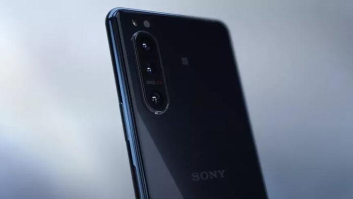 Sony Xperia 5 II videoda göründü