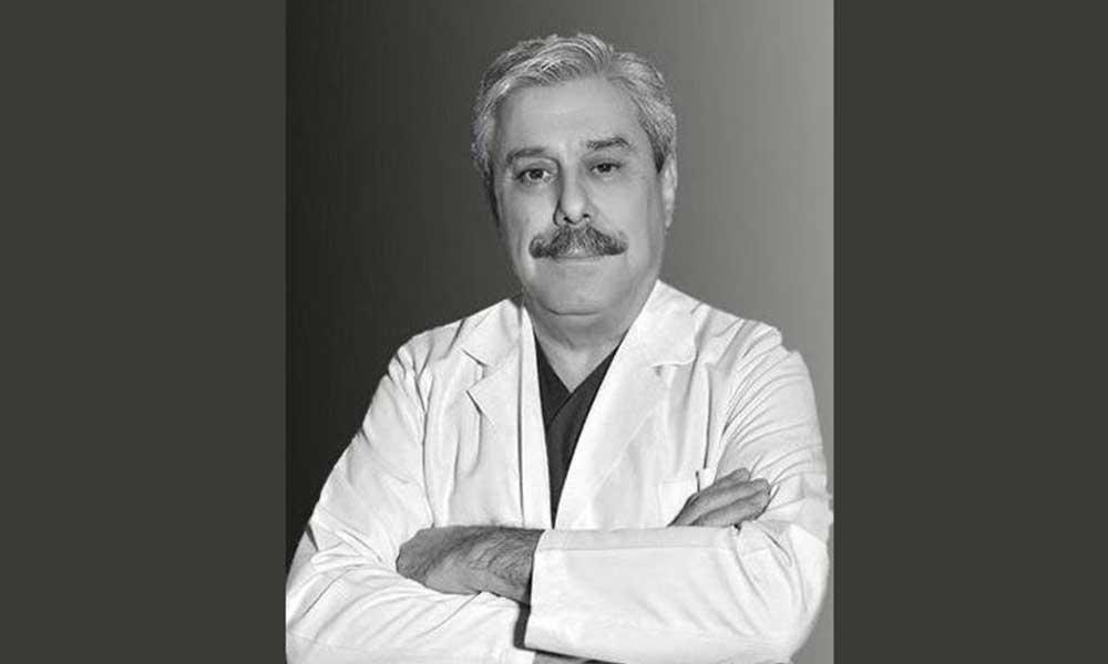 Kovid-19'a yakalanan Dr. Halil Yücel Kutun hayatını kaybetti