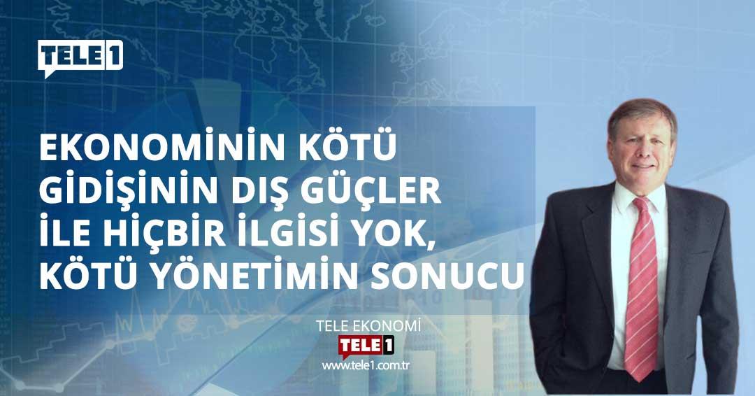 'Türk ekonomisiyle çok ciddi bir kumar oynadılar'