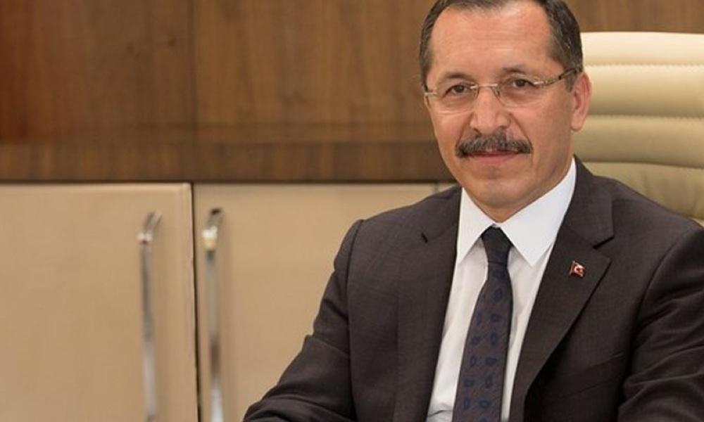 Eşine özel kadro ilanı veren Pamukkale Üniversitesi Rektörü Hüseyin Bağ görevden alındı
