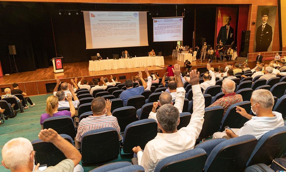 Büyükşehir Belediye Meclisi'nin Ağustos Ayı 1. Birleşimi yapıldı(1)