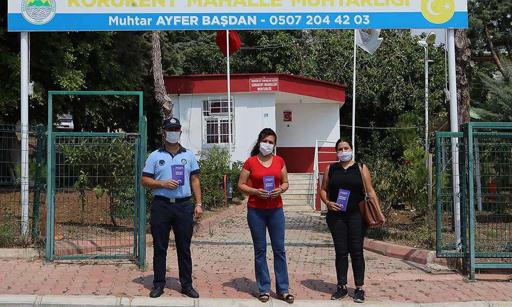 """Büyükşehir'den """"Muhtarlar İçin Şiddetle Mücadele Rehberi"""""""