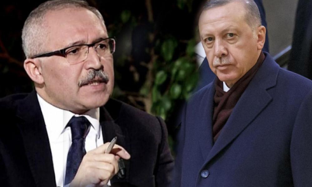 'Ergenekon'la mücadele' övgüsü! Selvi, Erdoğan'ı öve öve bitiremedi