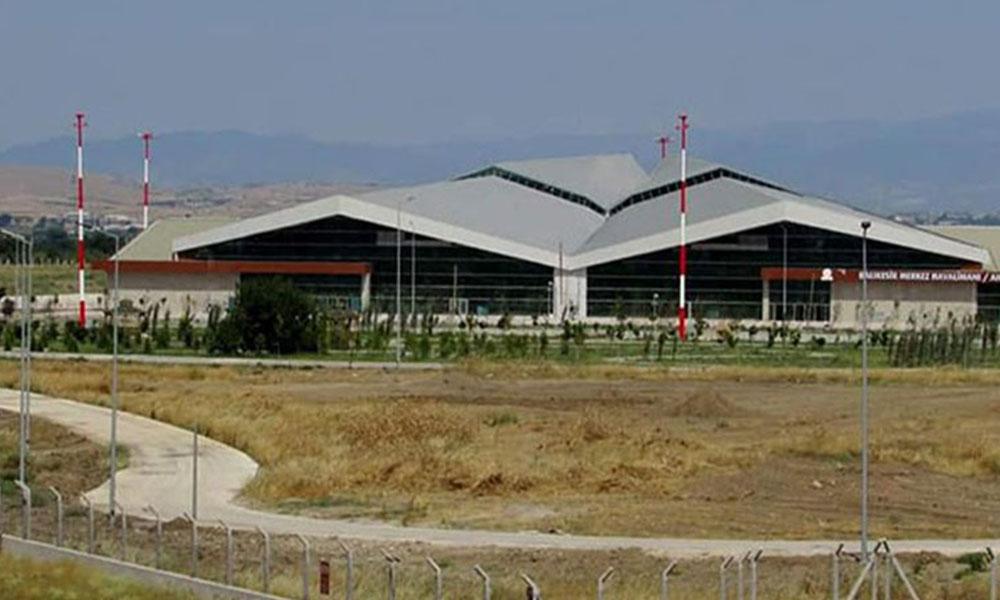 'Potansiyeli olmayan' 60 milyonluk ikinci havalimanı yatırımı!