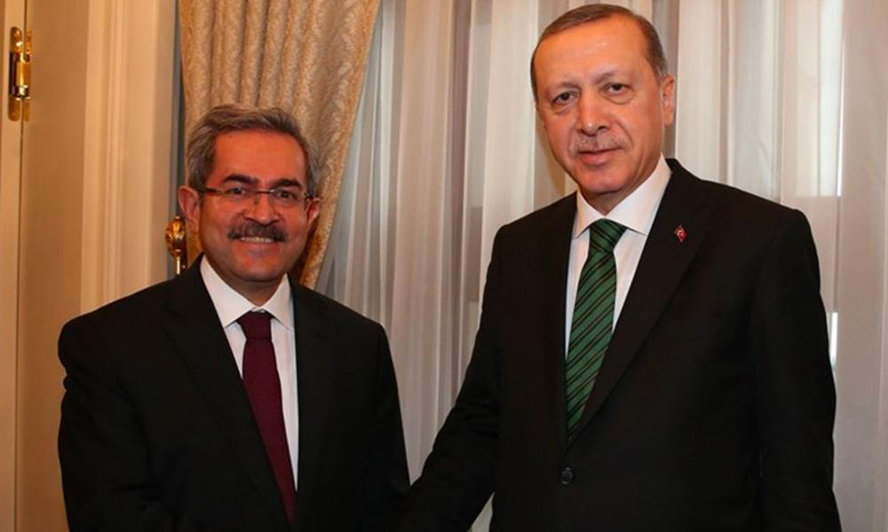 Eski AKP'li vekil Ankara Üniversitesi'ne rektör yapıldı