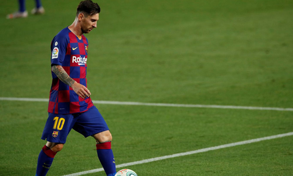 Yüzyılın transferi! 8-2'lik hezimet sonrası Messi'den flaş karar…