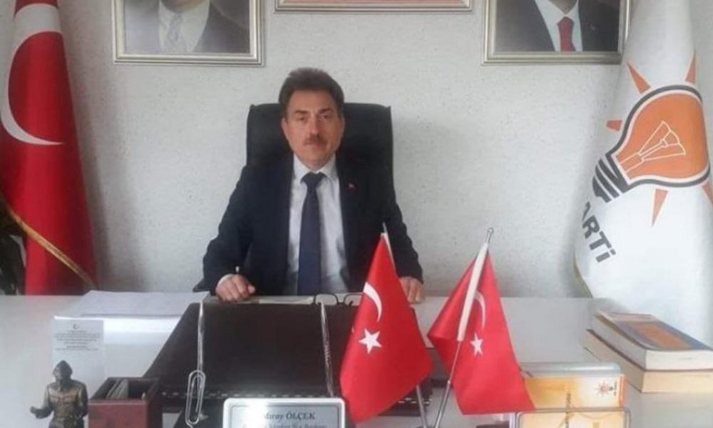 AKP'li başkandan vatandaşa tehdit: Ayağını denk al yoksa seni…
