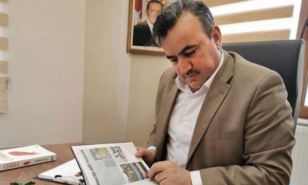Koronavirüs tedavisi gören AKP'li Belediye Başkanı Halit Oflaz hayatını kaybetti