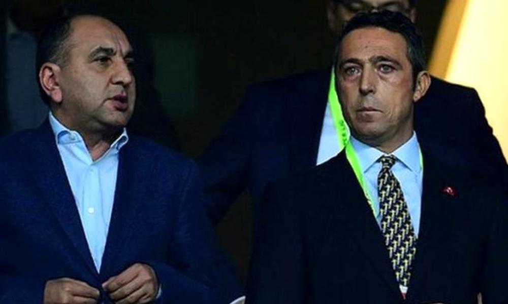 Flaş iddia! Ali Koç ve Semih Özsoy tekme tokat birbirine girdi