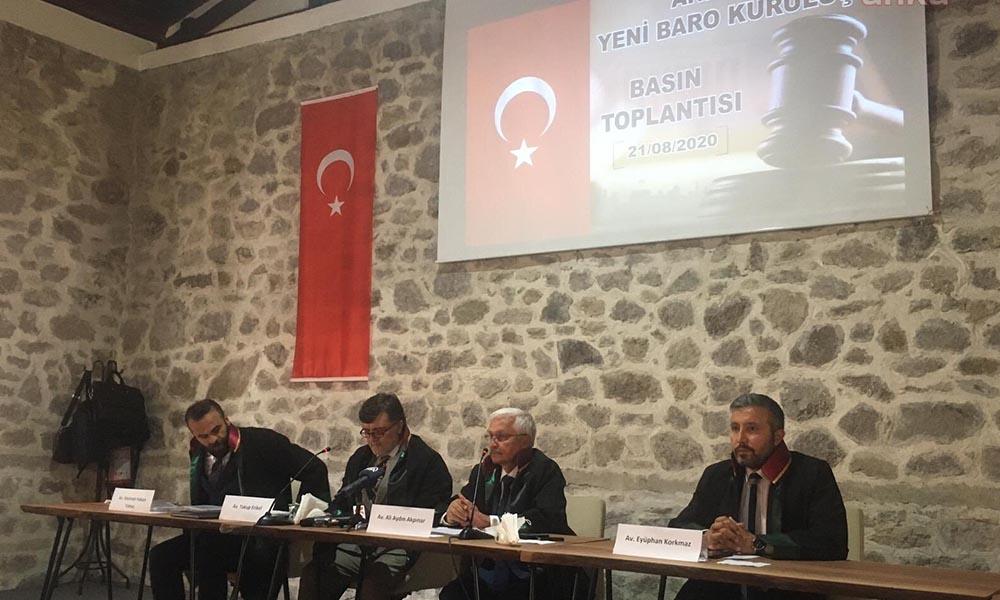 İstanbul'dan sonra Ankara'da da ikinci baro için başvuru yapıldı