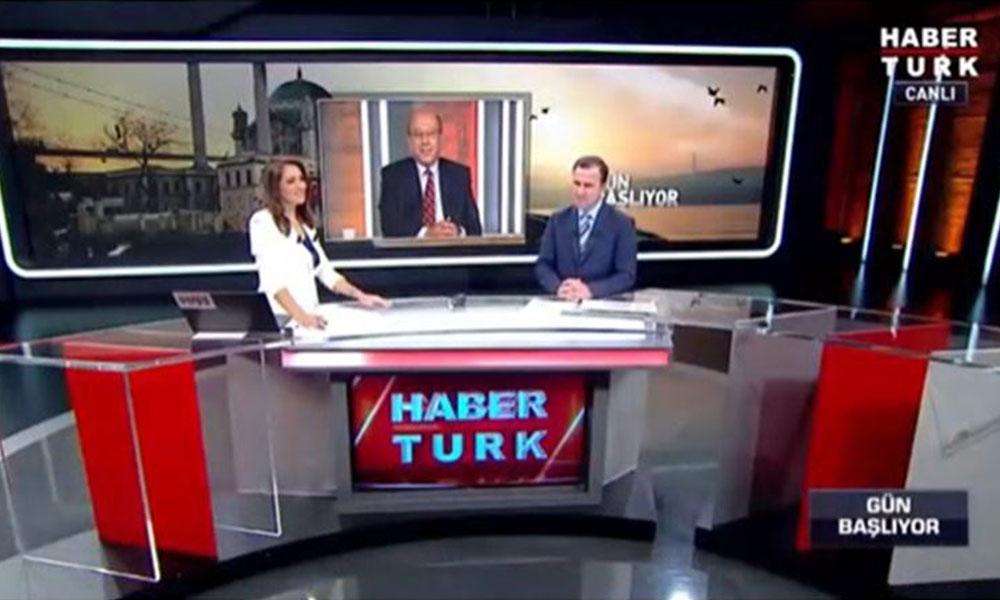 Fox TV'nin yeni ana haber sunucusu canlı yayında kanalına veda etti