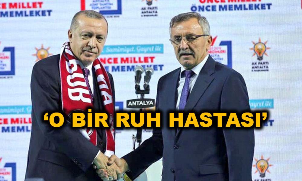 AKP'de derin çatlak! Erdoğan'ın arkadaşından AKP'li başkana haciz