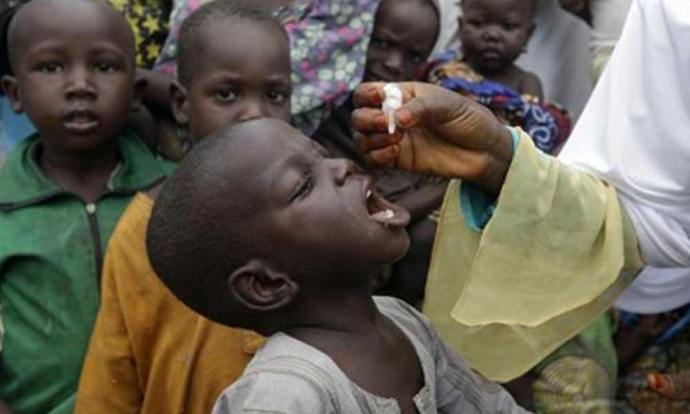 DSÖ'den müjde: Afrika'da çocuk felci bitti!