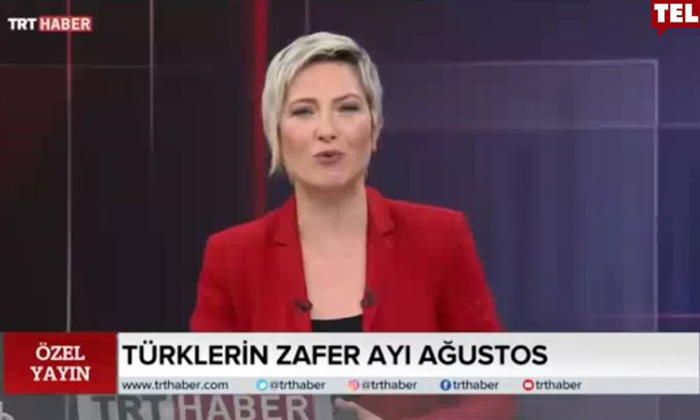 Pes! TRT Haber'den tepki çeken 30 Ağustos hatası