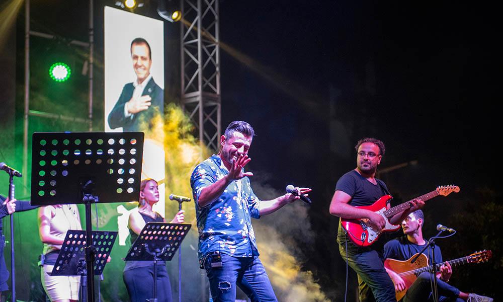 Mersin müziğe Büyükşehir'le doydu!
