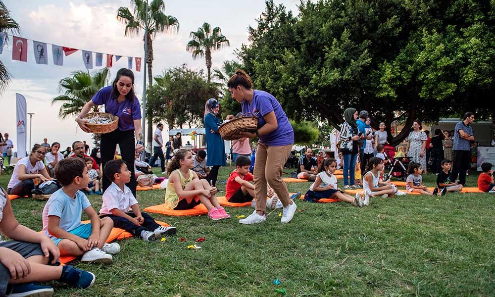 """Büyükşehir'den """"aile boyu"""" bayram etkinlikleri"""