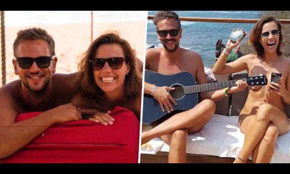 Belçikalı çift, dünyayı çıplak dolaşıyor! İşte o görüntüler…