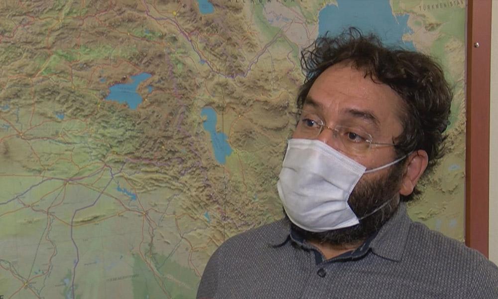 Malatya'nın ardından Prof. Dr. Çakır sonraki depremin yerini ve büyüklüğünü verdi
