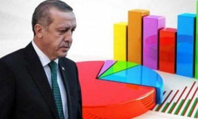 Son anket sonuçları açıklandı: Cumhur İttifakı'nın oylarındaki 'önlenemez' düşüş devam ediyor!