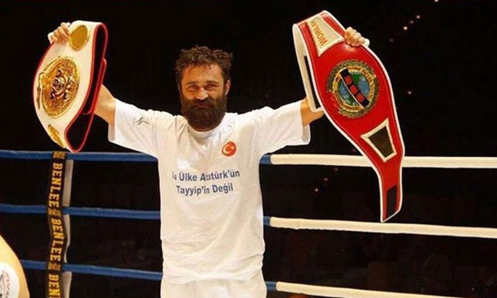 Diyanet'i eleştiren boksör Ünsal Arık'a 'kurşun'lu tehdit