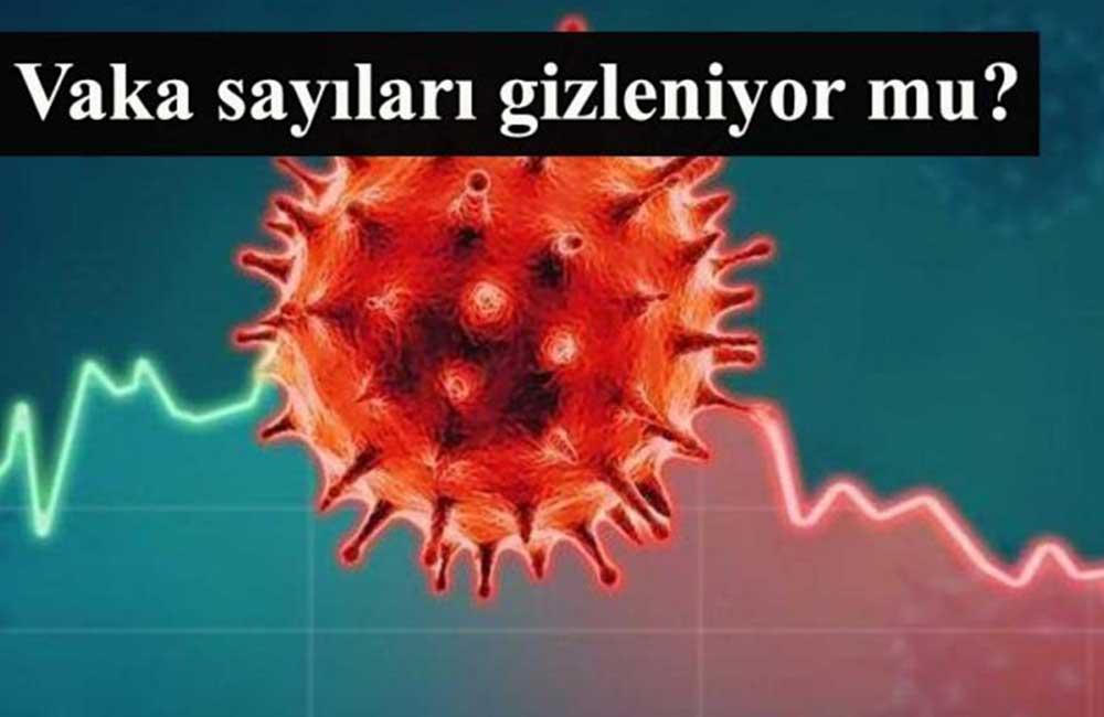 'Sadece Ankara'da dünkü vaka sayısı 1450'