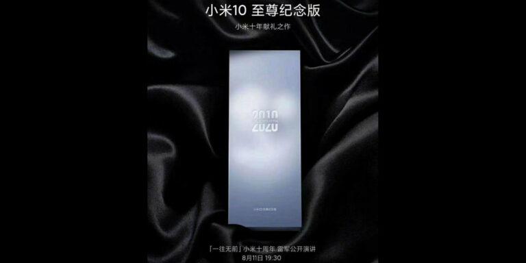 Xiaomi Mi 10 Ultra :  120X zoom kapasiteli telefon