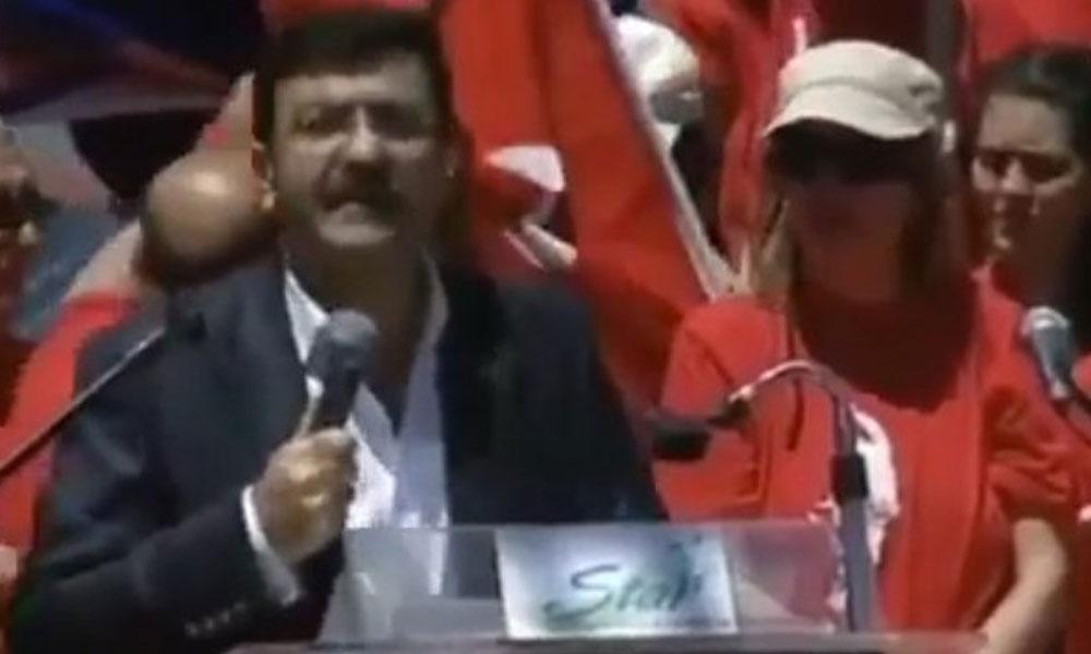 Rektör Yaşar Hacısalihoğlu meğer bir zamanlar ateşli bir AKP karşıtıymış
