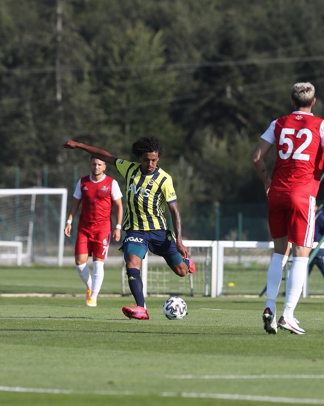 Fenerbahçe, Fatih Karagümrük ile 2-2 berabere kaldı