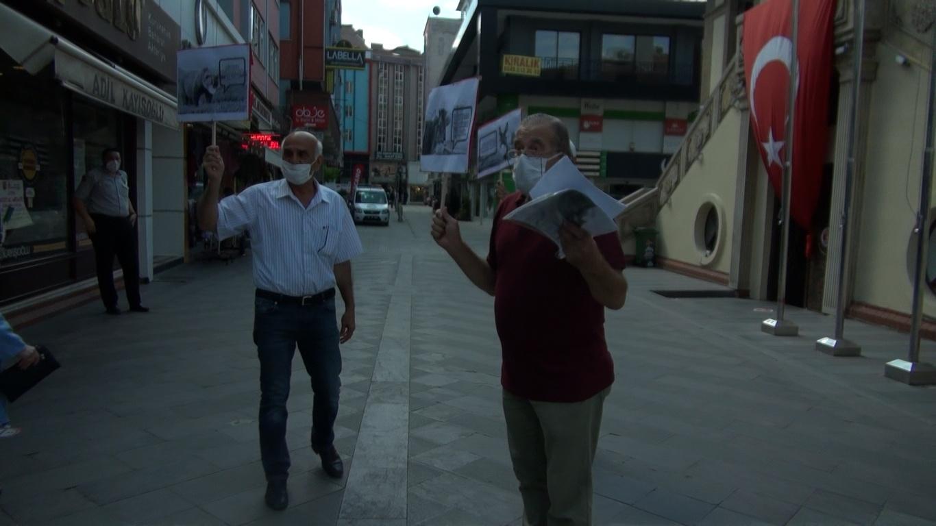 Emekli öğretmenlerden, 'hayvan dövizli' maske uyarısı