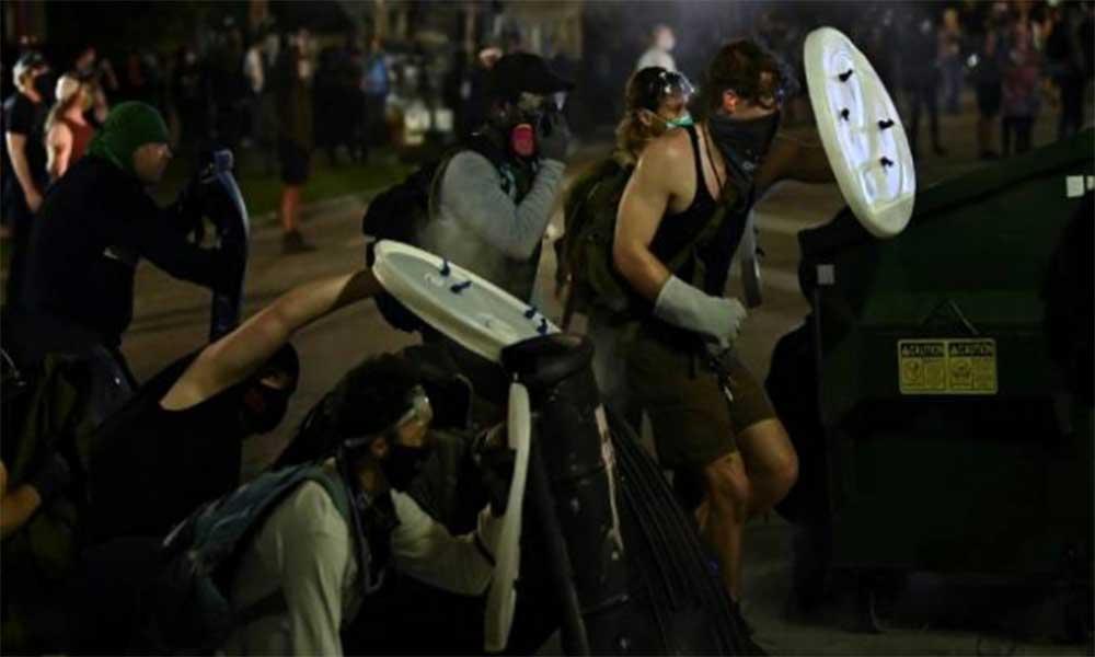 ABD'deki ırkçılık karşıtı gösterilerde 89 kişi gözaltına alındı
