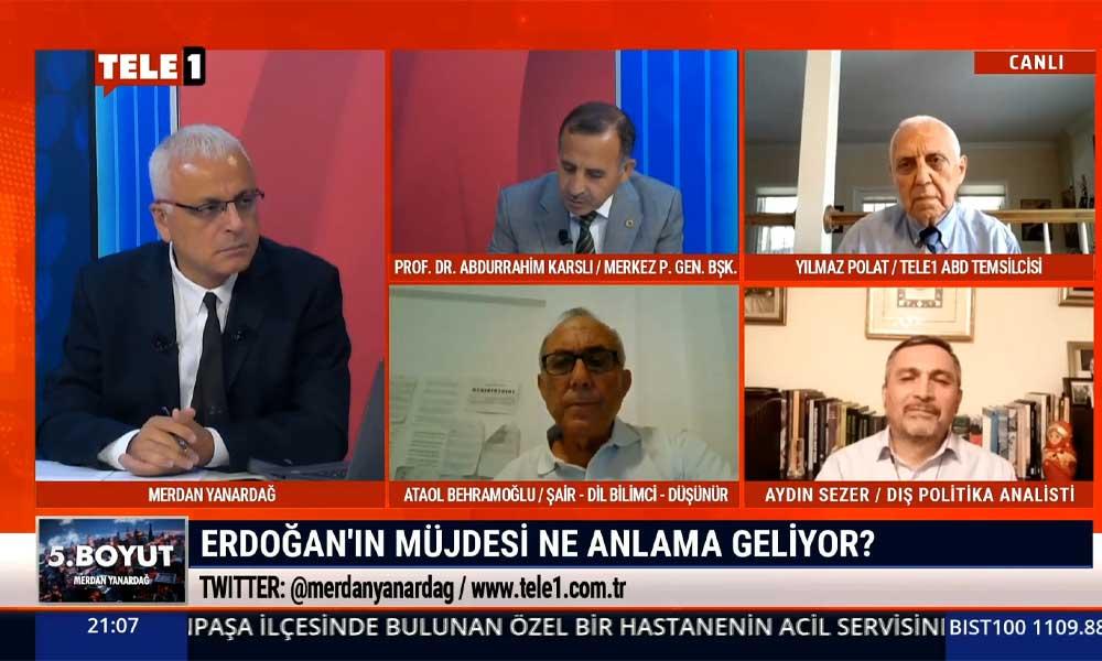 """""""AKP bir konuda ısrarlı konuşuyorsa, bu milletin aleyhine olur"""""""