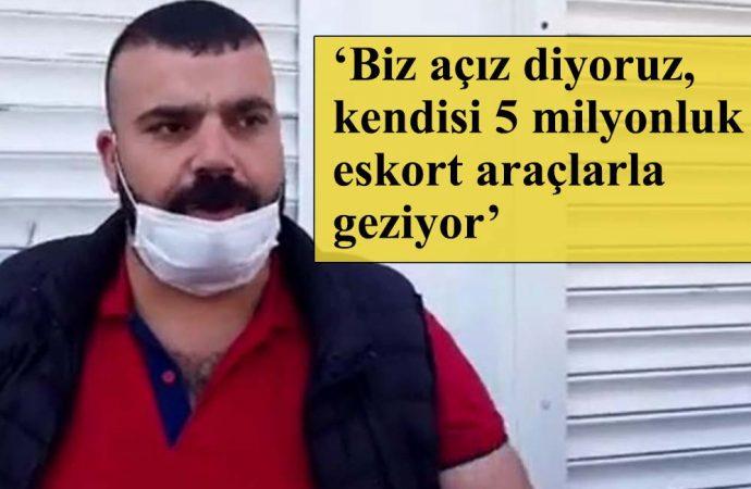 Savcı Sayan'ın haklarını gasp ettiği işçiler isyan etti!