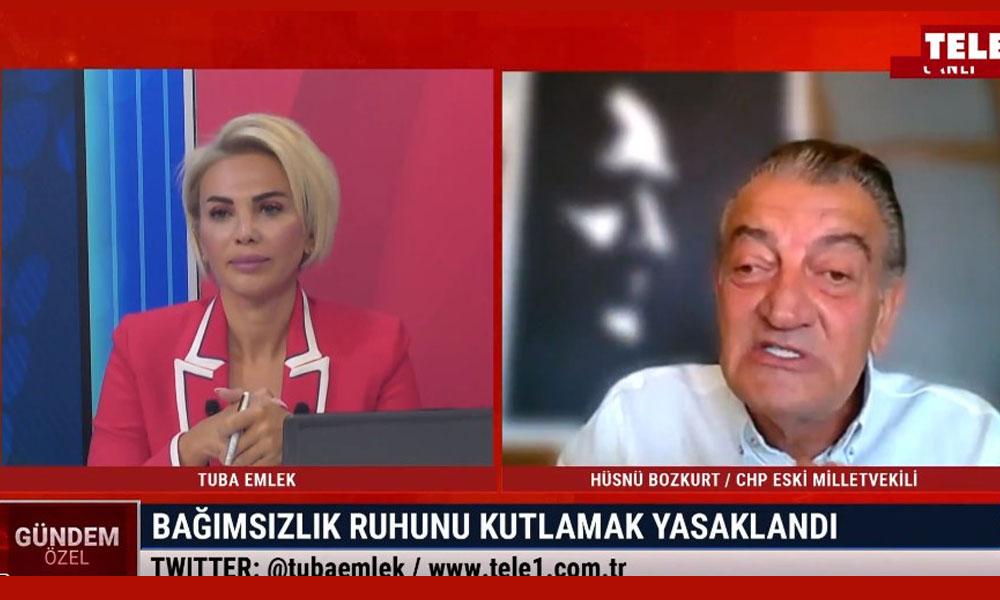 CHP'li Bozkurt: Bu siyasal islam falan değil; şeriatçı, yobaz, faşist kafa bu