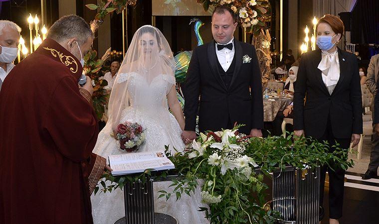 Akşener'e 'Sayın Genel Başkanım' diyen nikah memuru görevden alındı
