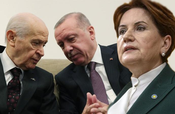 İşte Erdoğan'ın Bahçeli'ye yaptırdığı Meral Akşener çağrısının nedeni