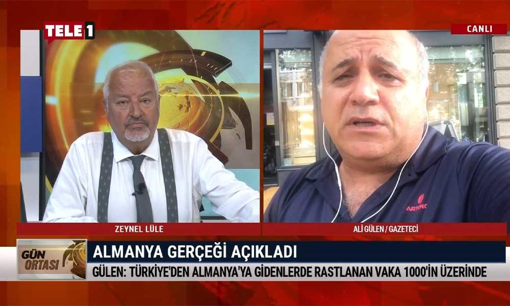 """""""AB vizesi Mozambik'e açıldı, Türkiye'ye kapandı"""""""