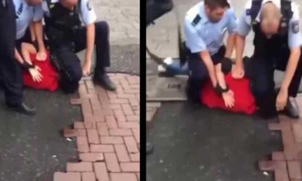Almanya'da polis şiddeti: 16 yaşındaki Türk gence 'George Floyd' muamelesi