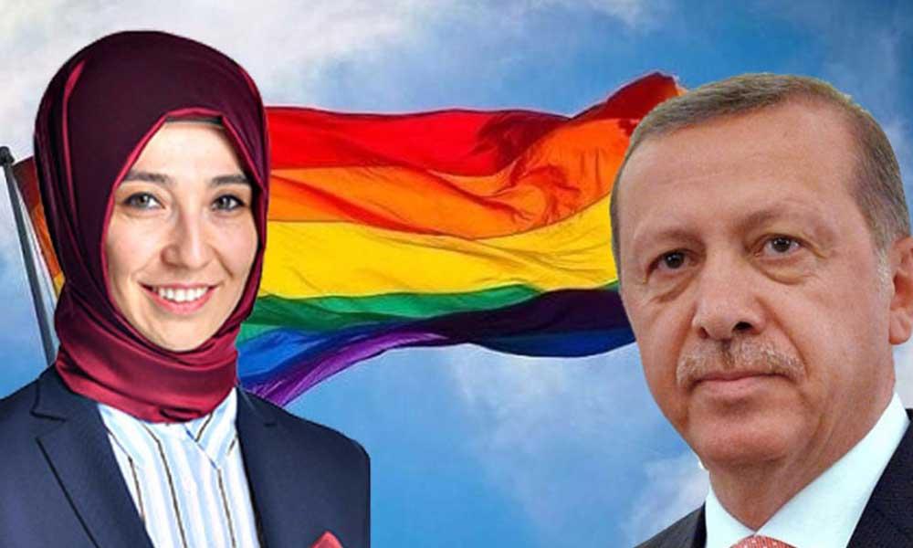 AKP'de homofobi itirafı: LBGTİ'nin en büyük düşmanı Erdoğan'dır