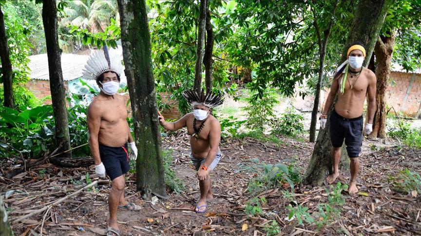 Amazonlar'da koronavirüs bilançosu: Yaklaşık 20 bin yerli yaşamını yitirdi