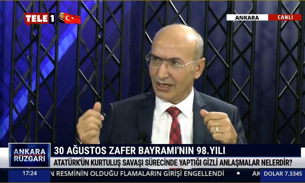 Atatürk'ün Kurtuluş Savaşı sürecinde yaptığı gizli anlaşmalar – Ankara Rüzgarı