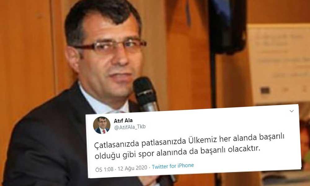Türkçe bilmeyen MEB Teftiş Kurulu Başkanı'na tepki yağdı