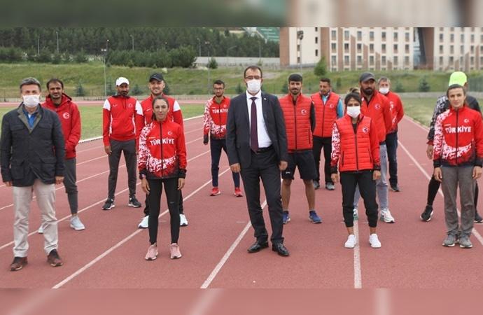 Atletizm Milli Takımı'nda koronavirüs alarmı!