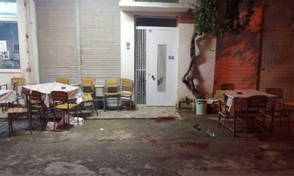 11 yıl sonra aynı yerde cinayet işledi: Bir ölü, bir yaralı