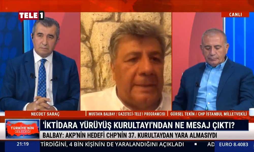 Mustafa Balbay: İktidar ilk fırsatta erken seçime gidebilmek için 3 şey bekliyor