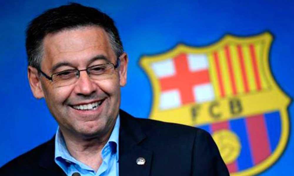 Barcelona'da Messi krizi derinleşti: Başkan Bartomeu istifa etti