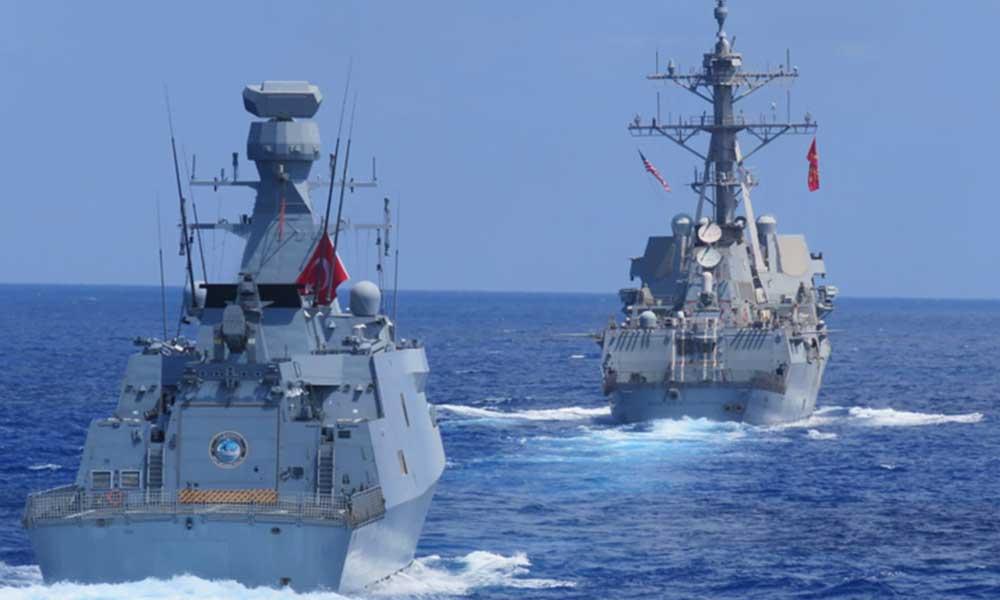 Doğu Akdeniz'de yeni Navtex ilanı! Atış eğitimi yapılacak